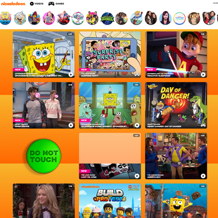 Nickelodeon - nick.tv
