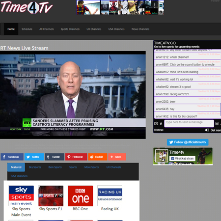 Time 4 Tv - time4tv.stream