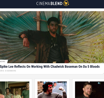 CinemaBlend - cinemablend.com