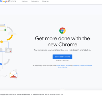 Chrome - google.comchrome