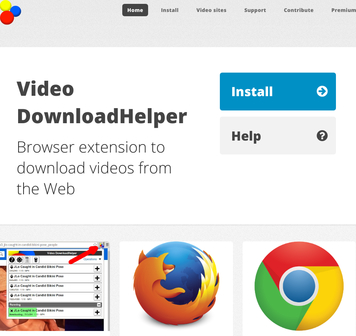 Video Download Helper - downloadhelper.net