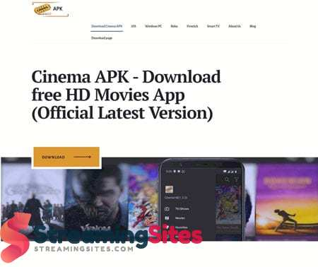Cinema APK - cinemaapk.net