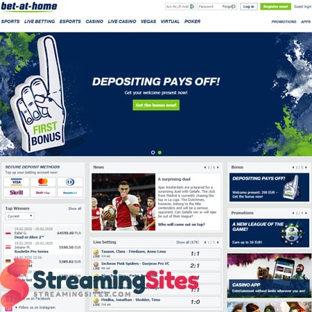 Bet-at-home - bet-at-home.com