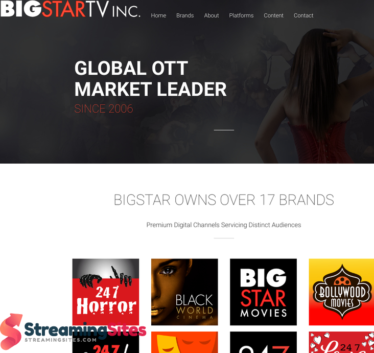 BIGSTAR Movies & TV - bigstarmovies.tv