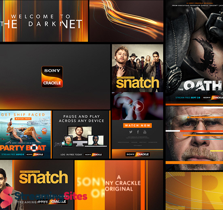 Sony Crackle - crackle.com