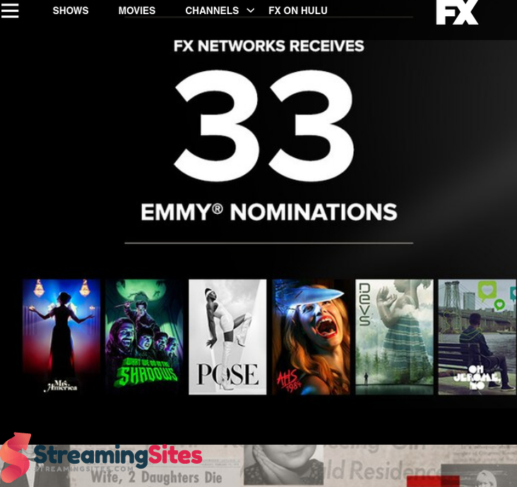 FX Networks - fxnetworks.com
