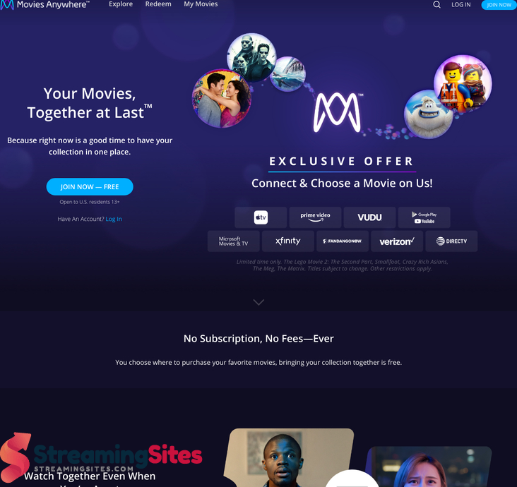 Movies Anywhere - moviesanywhere.com