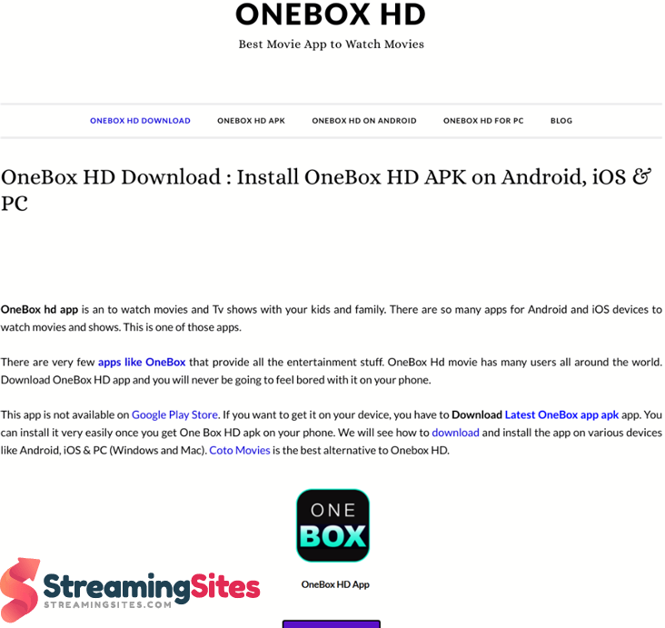 OneBox HD - oneboxhd.org